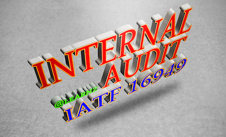 IATF 16949 Internal Audit Automotive Process Approach